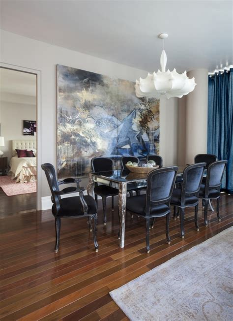 Velvet Dining Room Chairs by Velvet Chairs For An Look Of The Dining Room