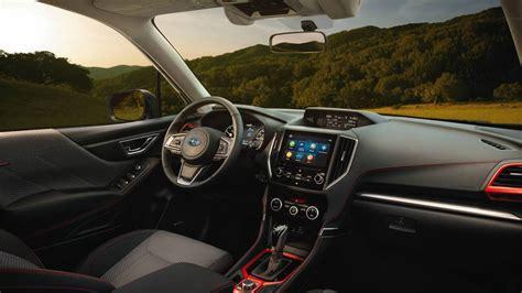 2019 Subaru Forester Interior by Gallery 2019 Subaru Forester Interior Autoweek