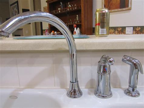 low water pressure in kitchen faucet kitchen faucet low cold water pressure home improvement stack exchange