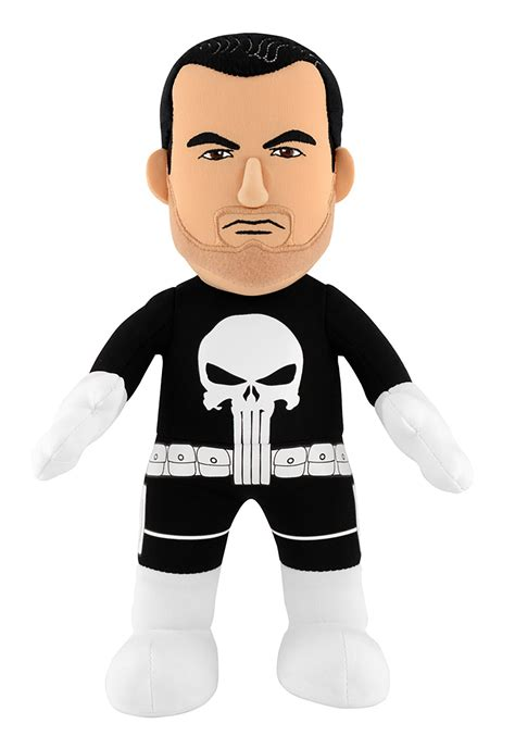 Bootleg Lego The Punisher 1 bleacher creatures punisher stuffed figure
