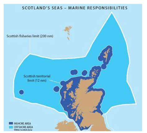 map uk territorial waters did westminster remove fields from scottish waters in