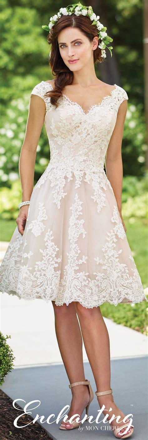 134 best Short Wedding Dresses images on Pinterest   Short