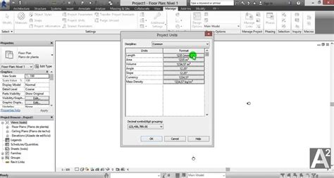 tutorial revit 2015 revit 2015 tutorial unidades 2 youtube