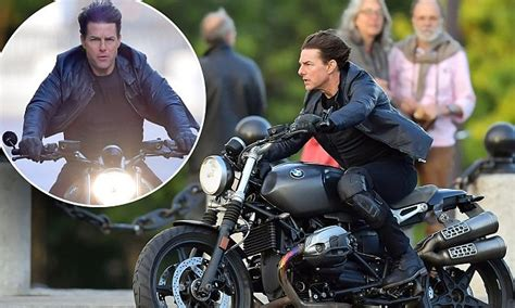 Takes Toms by Tom Cruise Takes On Daring Stunt For Mission Impossible 6