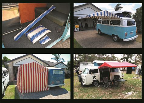 stand alone awnings stand alone kombi awnings platinum trimming