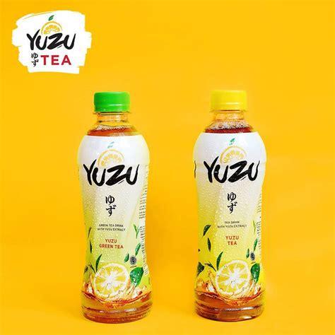 Teh Yuzu yuzu indonesia yuzu tea minuman teh dengan kesegaran