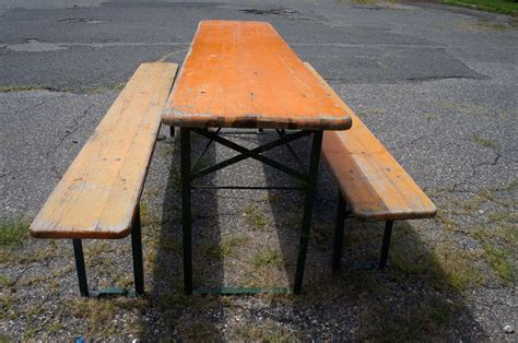 german beer bench and table german beer hall table and benches omero home