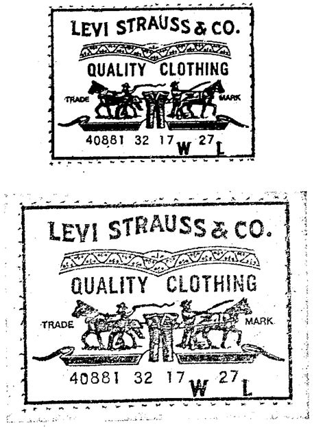 LEVI STRAUSS & CO. QUALITY CLOTHING by Levi Strauss & Co a
