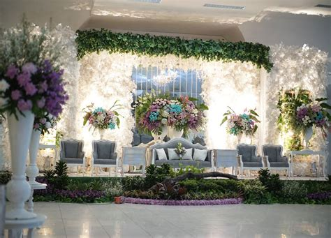 Wedding Minimalis by 40 Dekorasi Pernikahan Modern Elegan Minimalis Terbaru