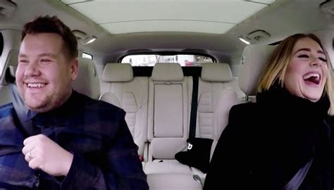 james corden and adele relationship adele and james corden sing spice girls quot wannabe quot talk