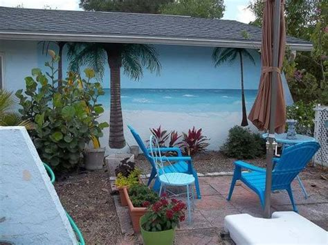 Beach Themed Wall Murals 15 awesome beach style outdoor diy ideas for your porch amp yard