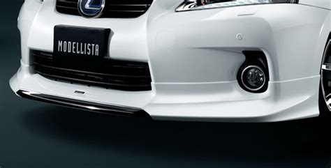 prius lexus kit lexus ct 200h modellista kit front bumper