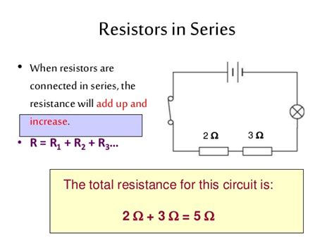 do resistors decrease current does adding resistors in series increase or decrease