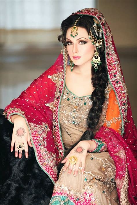 pakistani bridal hairstyles 2014 2015 for walima party and pakistani bridal dresses 2018 pakistani wedding dresses