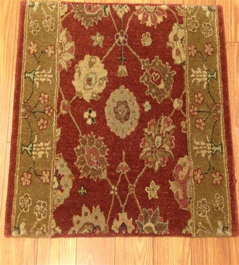 30 runner rug patina pa02 cherry carpet hallway and stair runner 30 quot x 8 ft
