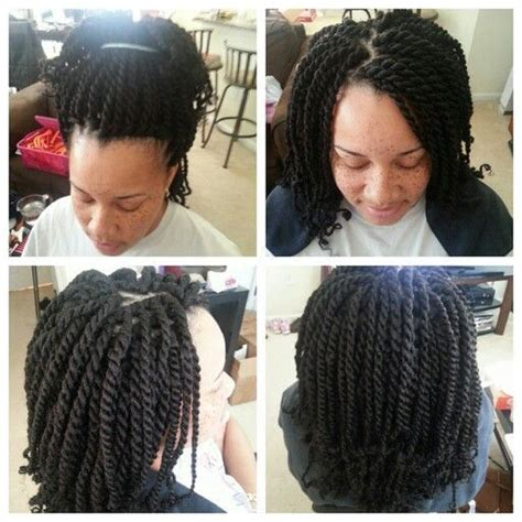 crochet braids with marley hair in md twists crochet twist and twist hair on pinterest