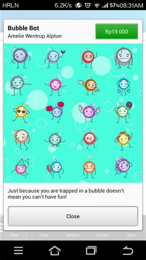Cara Buat Stiker Line Jadi Gratis | cara install stiker bbm berbayar jadi gratis di android