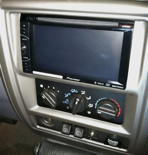 Jeep Stereo Car Audio Tips Tricks And How To S 97 01 Jeep