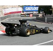 Lotus 72 Cosworth High Resolution Image 16 Of 18