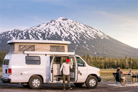 top us rentals the best cer van rentals in north america adventure