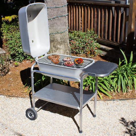 stainless steel outdoor kitchen with grill cover compact outdoor gas grills small charcoal barbeque with hot sale