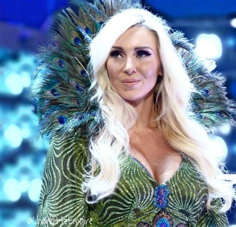 charlotte flair charlotte flair reveals who outside of wwe that she would