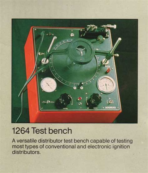 distributor test bench distributor test bench 28 images ignition coil bench