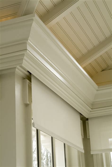 Crown Valance For Blinds Hidden Blind Valence
