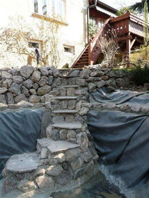 Gartengestaltung Wasserfall