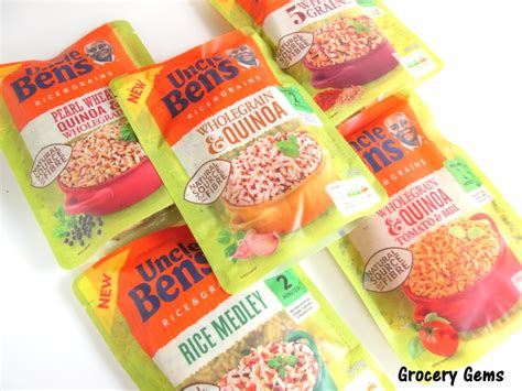 ben s 5 whole grains syns grocery gems review ben s rice grains