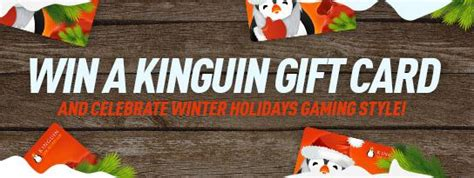 Kinguin Gift Card - blog news from kinguin net treat yo mates to a kinguin gift card this winter