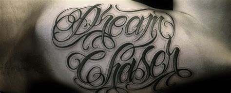 text tattoo for men top 60 best pop designs for bold ink ideas