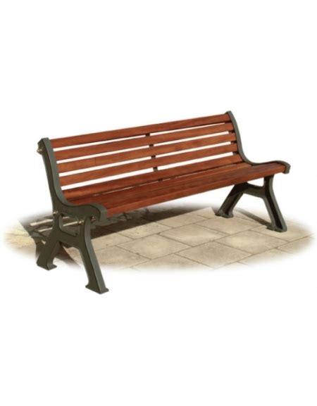 panchina roma panchina roma con listoni iroko panchine in legno ed