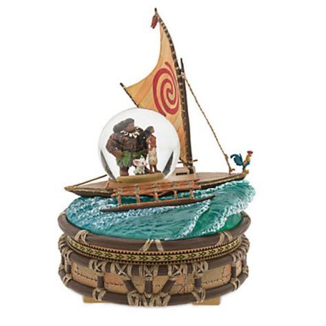 moana boat toy uk disney moana snow globe