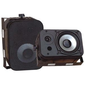 pyle 5 25 in indoor outdoor waterproof speaker pdwr40b
