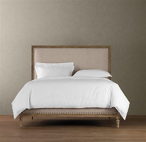 maison bed restoration hardware future projects