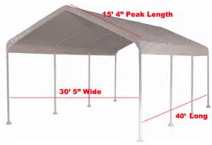 Canopy Framing by 30 X 40 Valance Canopy Top Cover 30 X 40 Frames