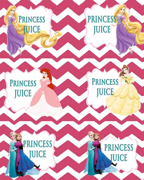 free printable party decorations princess princess party free printable