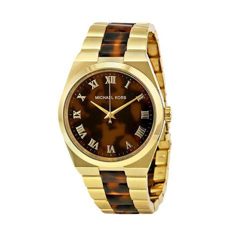 Jam Tangan Mi Chael Kors jual michael kors original mk6151 jam tangan wanita gold