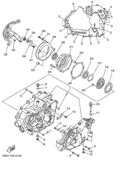 1999 yamaha kodiak 400 wiring diagram efcaviation