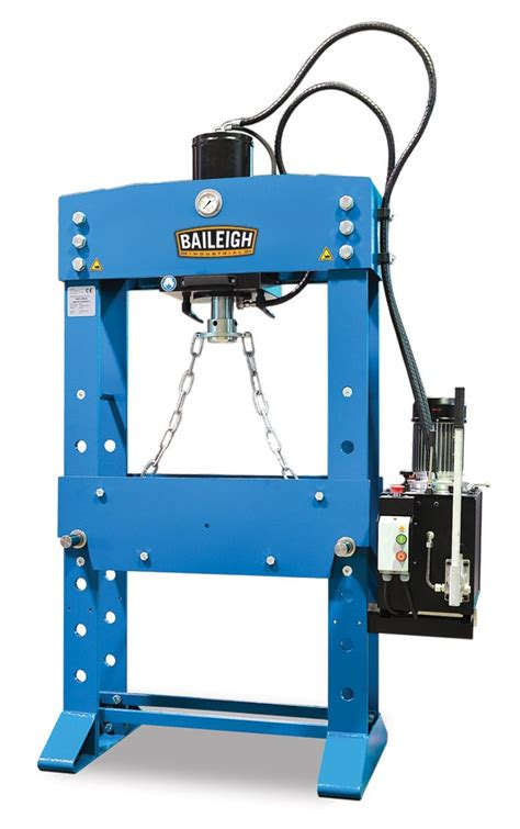 hand operated hydraulic workshop press hsp