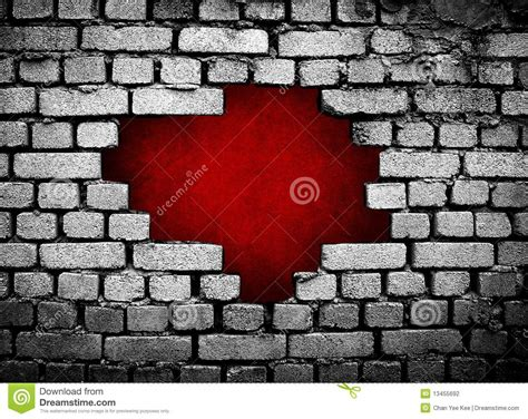 L Spesial Price L Back 3d Wall Sticker Bahan Kayu Rin large on brick wall stock photography image 13455692