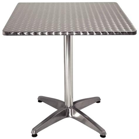 restaurant tafels kopen vierkante horeca tafel kopen horecatraders