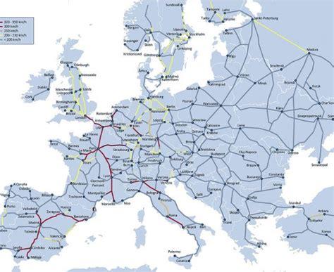 printable road maps europe eu map