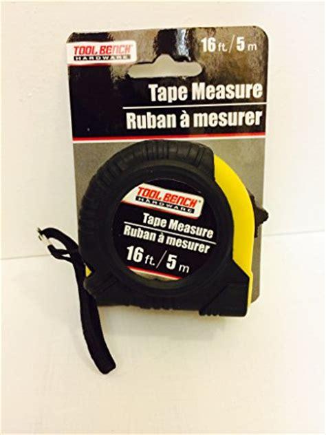 bench tape measure 1 x tool bench 16 tape measure hardware tools measuring