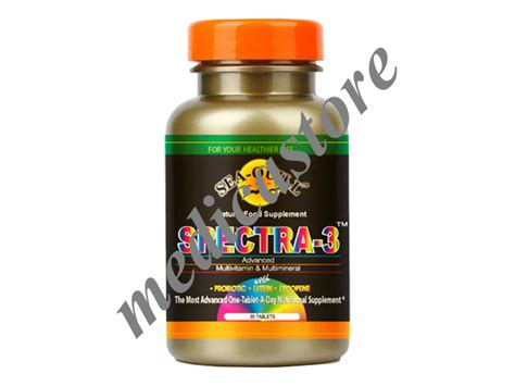 Nutrafor Chol 120 sea quill spectra 3 tablet 100 s
