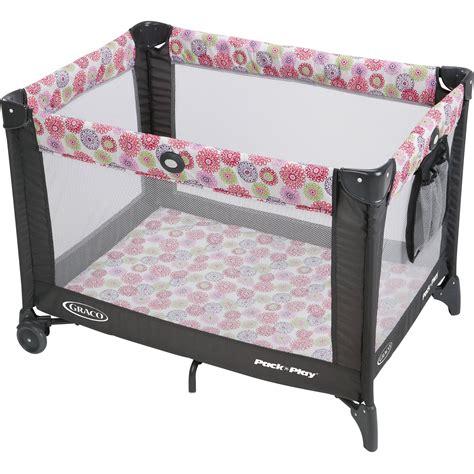 Cosco Portable Crib Recall by Graco Pack N Play Playard Ashford Walmart