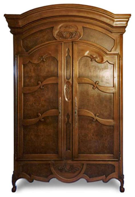 french jewelry armoire french armoire traditional armoires and wardrobes portland by robert seliger