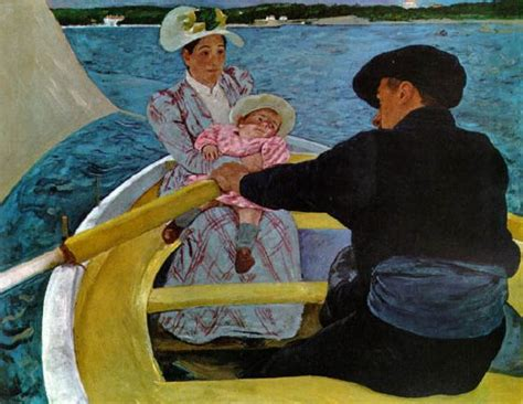 biografi lukisan luncheon of the boating party mary cassatt the boating party www pixshark images