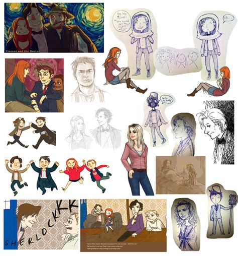 doodle doctor who big doctor who doodle dump by auzzeh on deviantart
